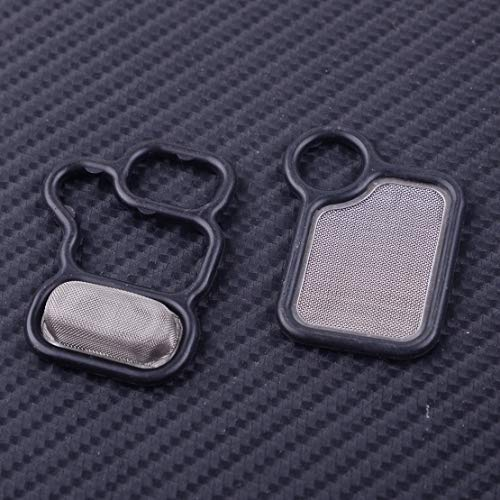 VTEC Solenoid Gasket Spool Valve VTC Filter Screen Seal For Honda Civic Integra Type-R Accord K24A3 K24A3 ()