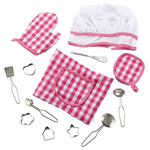 Deluxe Kitchen Accessory Roleplay Costume