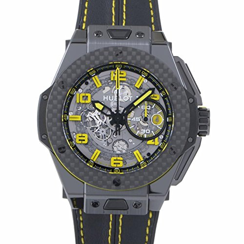 Hublot Big Bang Ferrari automatic-self-wind mens Watch 401.CQ.0129.VR (Certified Pre-owned)