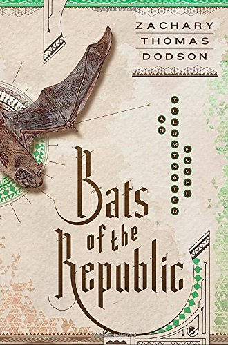 Bats of the Republic: An Illuminated - Usa Store Destiny Map