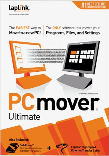 Laplink PCmover Ultimate 10 Use product image