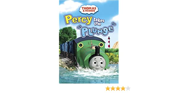 Thomas Friends Percy Takes The Plunge Import Amazonca Thomas