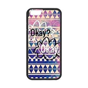 """Okay DIY Case for Iphone6 Plus 5.5"""", Custom Okay Case"""
