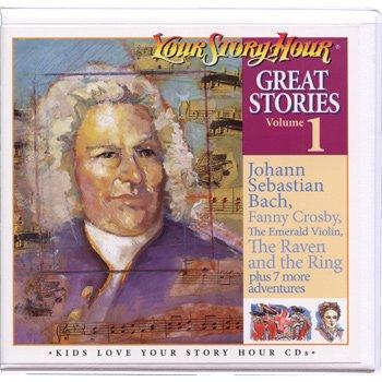 Great Stories Volume 1 CD Album (Great Stories, Volume 1)