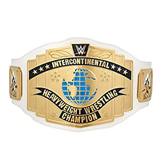 White Intercontinental Championship Commemorative Title Belt (2014)