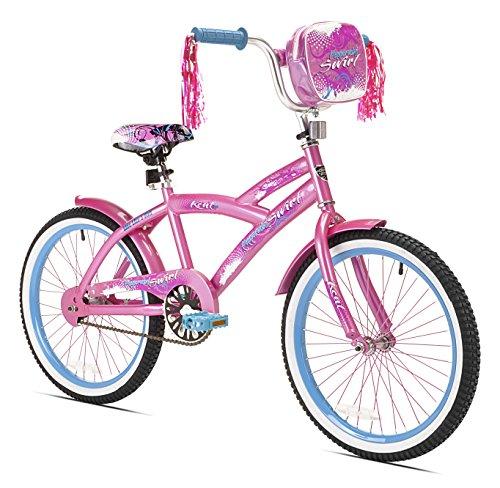 Kent 20 in. Peppermint Swirl Bike