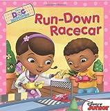 Doc McStuffins Run-Down Racecar by Sheila Sweeny Higginson (8-Jan-2013) Paperback