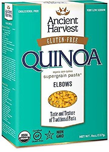 Ancient Harvest Quinoa Organic Elbow Pasta, Gluten-Free, 8 oz