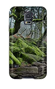 Theodore J. Smith's Shop Best Awesome Design Forest Hard Case Cover For Galaxy S5 1739603K71956454
