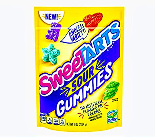 Sweetarts(R) Sour Gummies 10 oz (2 Pack) -