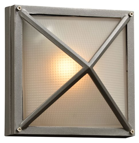 PLC Lighting 31705 BZ Danza II Collection 1 Light Outdoor Fixture