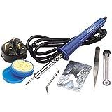 Draper 61257 230V 25W Soldering Iron Kit - Blue