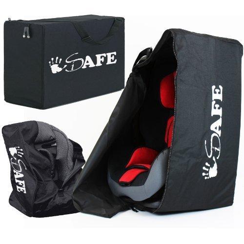 iSafe Universal Car Seat Travel Bag For Maxi-Cosi - Axiss Car Seat iSafeTrvlBagPram
