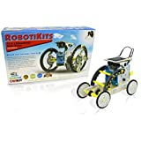 14-in-1 Educational Solar Robot   Build-Your-Own
