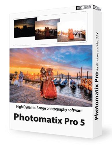 HDRsoft 5 Photomatix Pro product image