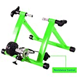 Dr. Health (TM) Indoor Bike Bicycle Trainer Exercise Stand with Remote Resistance Setting