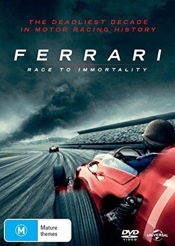 Ferrari: Race To Immortality | Documentary | NON-USA Format | PAL Regions 4 & 2 Import - Australia ()