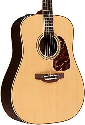 TAKAMINE P7D guitarra electroacústica dreadnought de la serie Pro ...