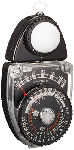 - Sekonic L-398A Light Meter Studio Deluxe III (401-399)