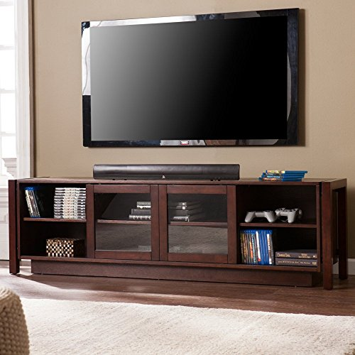 Low Console - Southern Enterprises Breckford 76 in. Media Console -