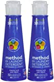 Method Laundry Detergent - 20 oz - Fresh Air - 2 pk