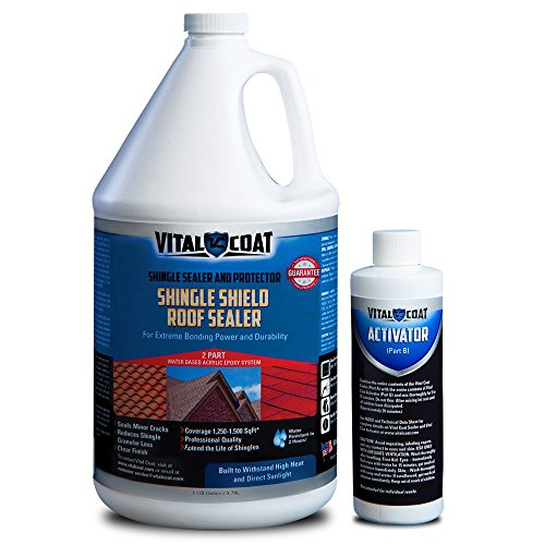 Shake Shingle Roof - Shingle Shield Roof Sealer