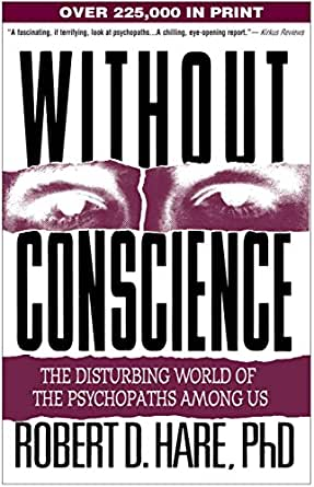 Conscience pdf without robert hare