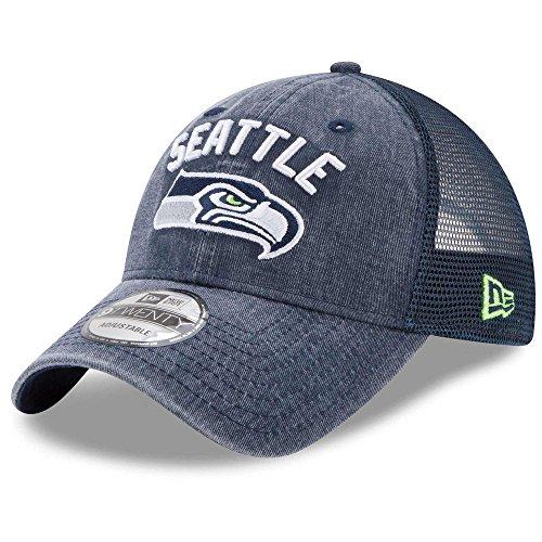 uk availability ac5b6 16486 Amazon.com   New Era NFL Atlanta Falcons Adult Men Rugged Team 9Twenty Adjustable  Cap, One Size, Black   Clothing