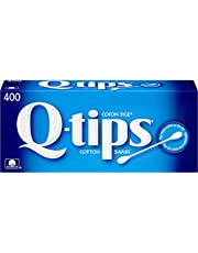 Q-tips Cotton Swabs for a variety of uses Original ultimate home and beauty tool 400 ct