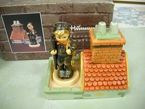 (M.I. Hummel-Chimney Sweep-Collectors Sampler includes Display Stand)
