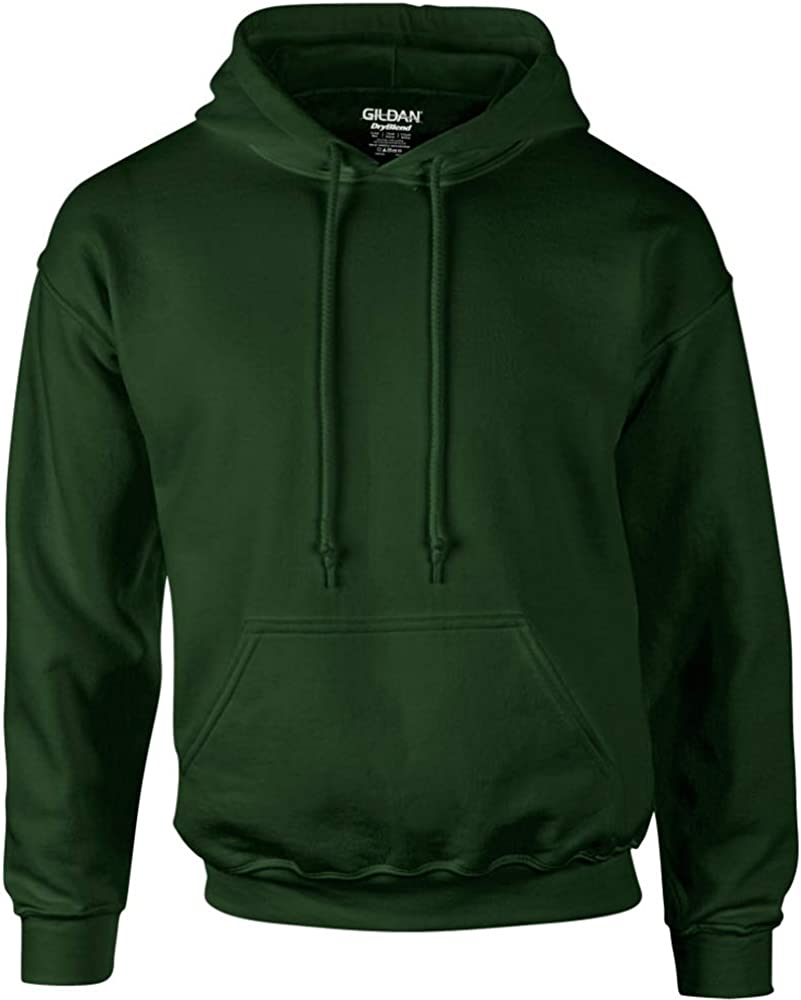 Hooded Pullover Sweat Shirt Heavy Blend 50/50 7.75 oz. by Gildan (Style# 18500)