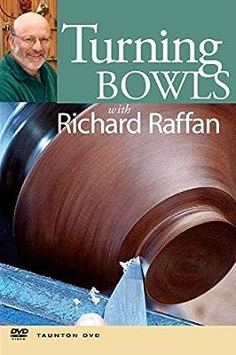 Turning Bowls with Richard Raffan from Taunton Press