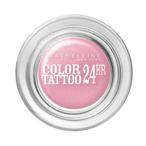 Maybelline Eye Shadow Eyestudio Color Tattoo Metalic No. 55 Inked In Pink Color (White Eye Liner Mac)