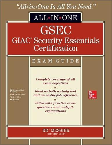 Amazon com: GSEC GIAC Security Essentials Certification All