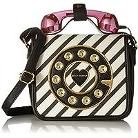 Betsey Johnson Off the Hook Wireless Phone Bag Crossbody