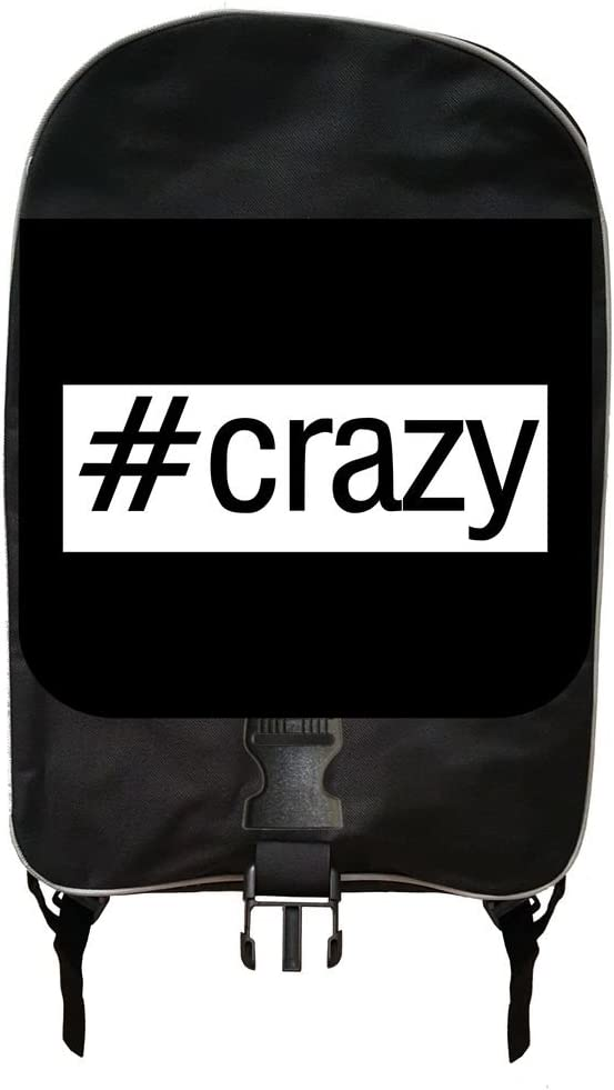 #Crazy Backpack and Pencil Case Set