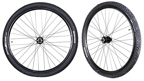 (CyclingDeal WTB SX19 Mountain Bike Bicycle Novatec Hubs & Tires Wheelset 11s 29