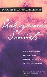 Shakespeare's Sonnets (Folger Shakespeare Library)