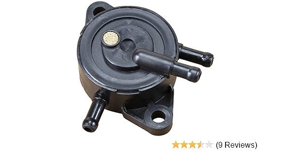 New Fuel Pump 2439316S//49040-7001 for Kohler 17-29HP//Kawasaki 4 Stroke Engine