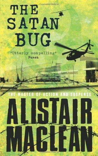 book cover of The Satan Bug