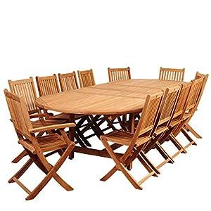 51dgV5rynvL._SS300_ Teak Dining Tables & Teak Dining Sets