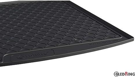 Maletero Compatible con Seat Leon 5F 5-Puertas 2013 Goma Alfombra de Rubbasol