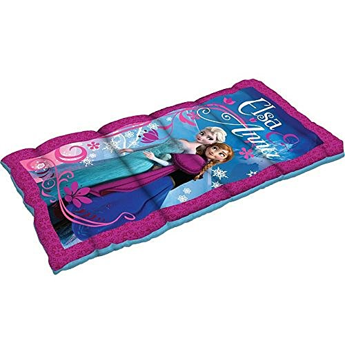 - Disney Frozen Sleeping Bag Anna and Elsa 28 x 56 inch