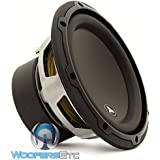 JL Audio 8W3V3-4 8 Single 4-Ohm W3V3 Series Subwoofer