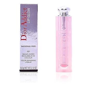 cb156a92 Christian Dior Addict Glow Color Awakening Lip Balm SPF 10, No. 004 Coral,  0.12 Ounce