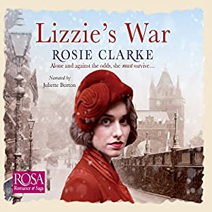 Lizzie's War Audiobook
