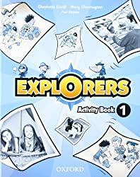 Explorers 1: Activity Book