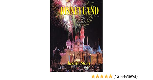 Disneyland inside story randy bright 9780810908116 amazon books fandeluxe Choice Image