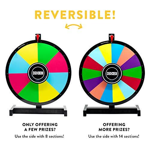 Buy prize wheel dry erase