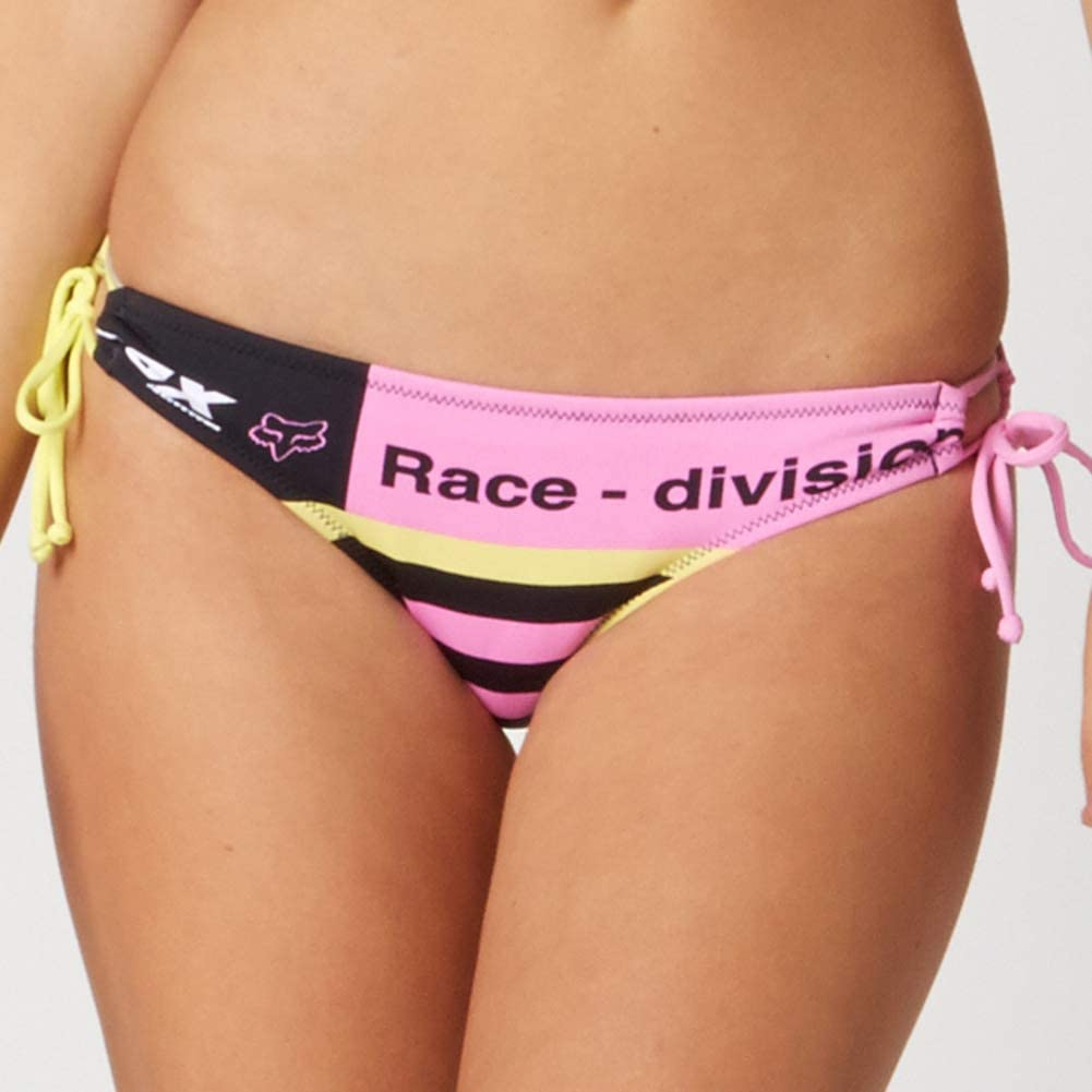 Fox Racing Womens Intake Side Tie Bottom Large Blondie